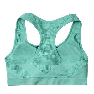 Breathable Fitness Sports Bra Fitness