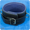 High Quality Real Leather Collar with Rings