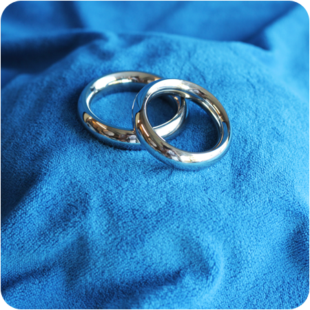High Quality Stainless Steel Cock Rings