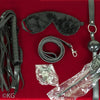 10 Piece Vegan Bondage Set
