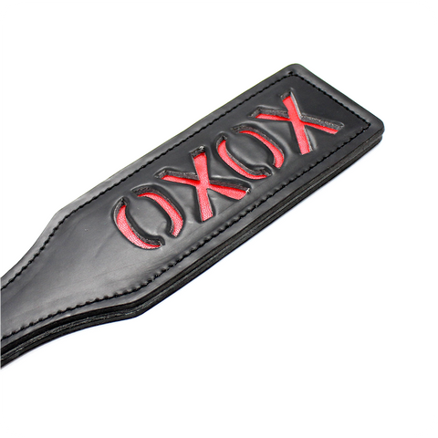 XOXO Vegan Leather Paddle