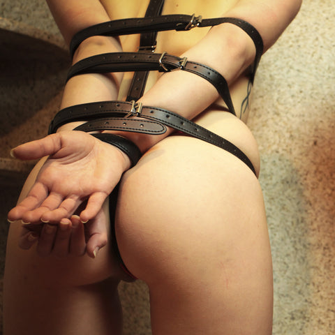FULL BODY BONDAGE HARNESS