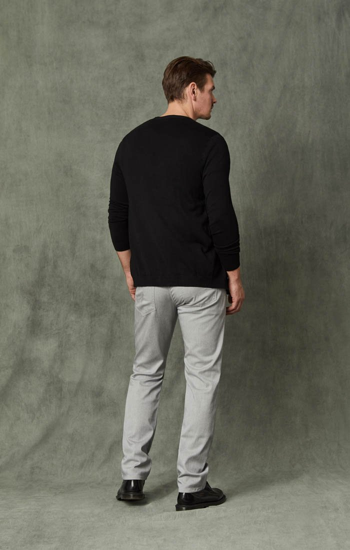 34 heritage - Cool Grey Cashmere - LE CAPITAINE D'A BORD