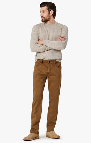 34 heritage - Cool Tobacco Twill - LE CAPITAINE D'A BORD