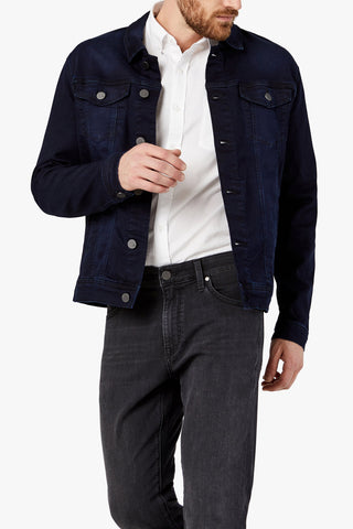 34 heritage - Jacket Travis Ink Rome - LE CAPITAINE D'A BORD