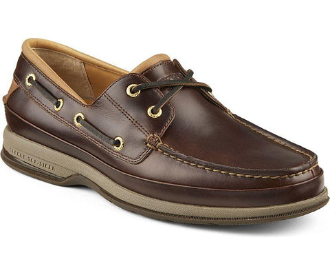 Sperry - Men's Gold ASV 2-Eye Boat Shoe - Amaretto