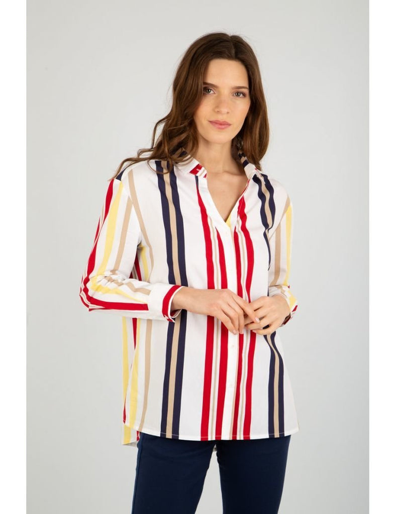 special sales good looking utterly stylish Armor-Lux - Blouse rayée Deauville - Multi