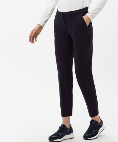 BRAX - Maron - Pantalon de Pull On Slim Fit