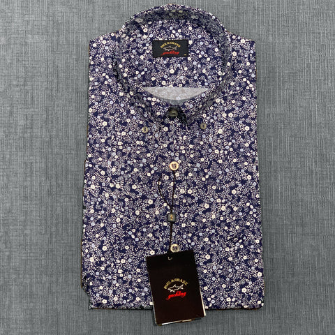 Paul & Shark Short Sleeve Shirt E20P3067