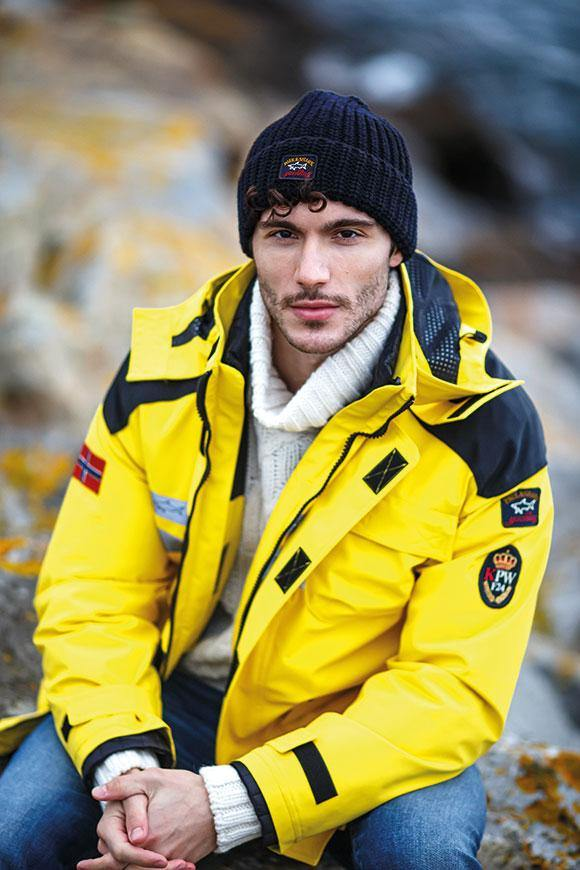 PAUL & SHARK SAVE THE SEA KIPAWA JACKET