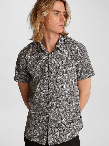 John Varvatos - Jasper Short Sleeve Shirt (2 couleurs disponibles)
