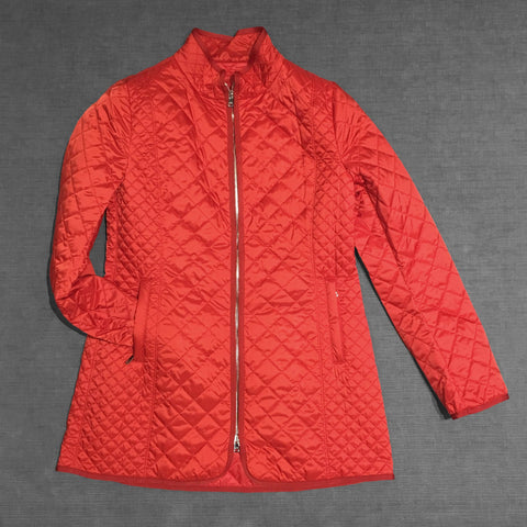Paul & Shark Ladies - Manteau 3/4 matelassé - Rouge