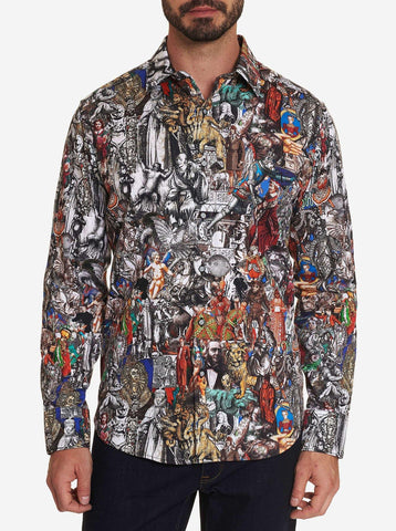 Robert Graham - Chemise Masterpiece