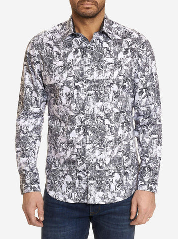 Robert Graham - Chemise Pushing Paint