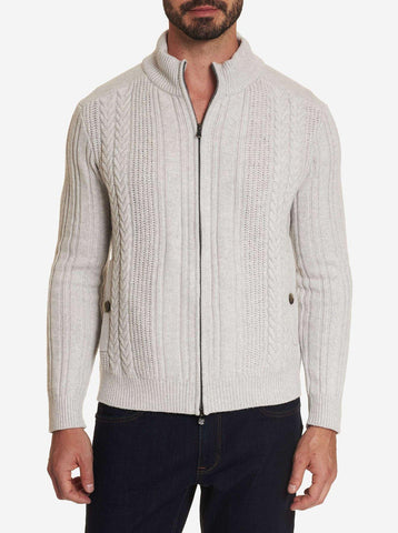 Robert Graham - Cardigan zip Gerais