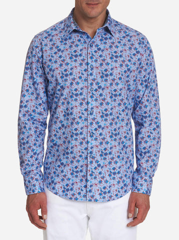 Robert Graham - Chemise Finish Line - LE CAPITAINE D'A BORD