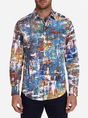 Robert Graham - Chemise Axle - LE CAPITAINE D'A BORD