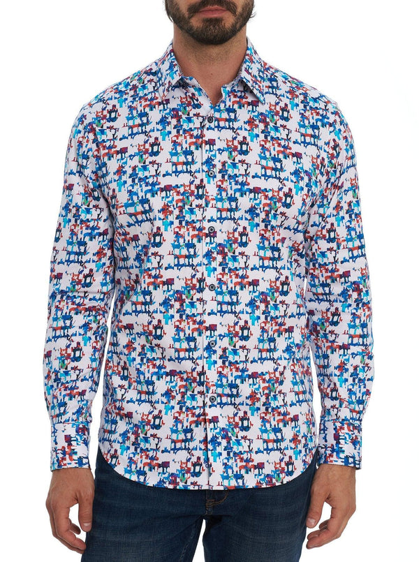 Robert Graham - Chemise Diamond