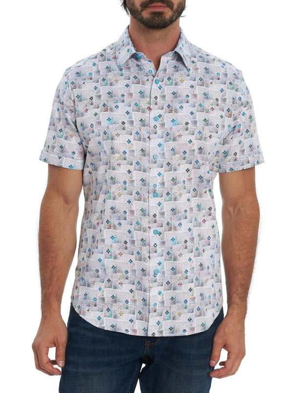 Robert Graham - Chemise manches courtes Gilmour