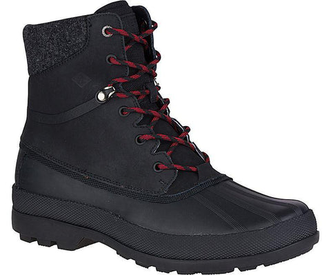 Sperry - Bottes Cold Bay Sport Ice+ - Noir - LE CAPITAINE D'A BORD - 1
