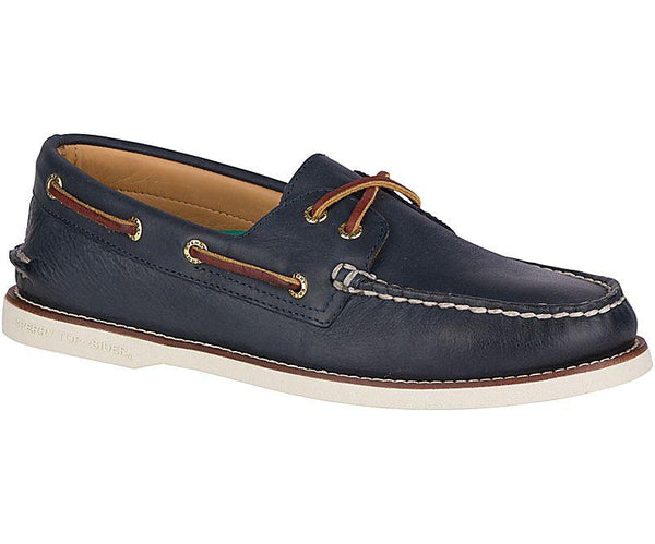 Sperry - Gold A/O 2-Eye - Navy