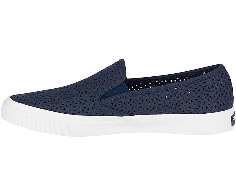 Sperry - Seaside Nautical Perforated - Navy