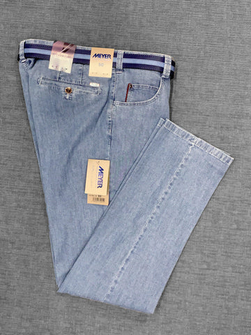 Meyer - Jeans Diego 4104 - Poudre/16