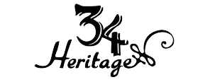 34 heritage - Courage Black Twill - LE CAPITAINE D'A BORD - 4
