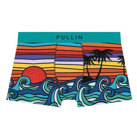 PULLIN - Boxer Master Oceancolor
