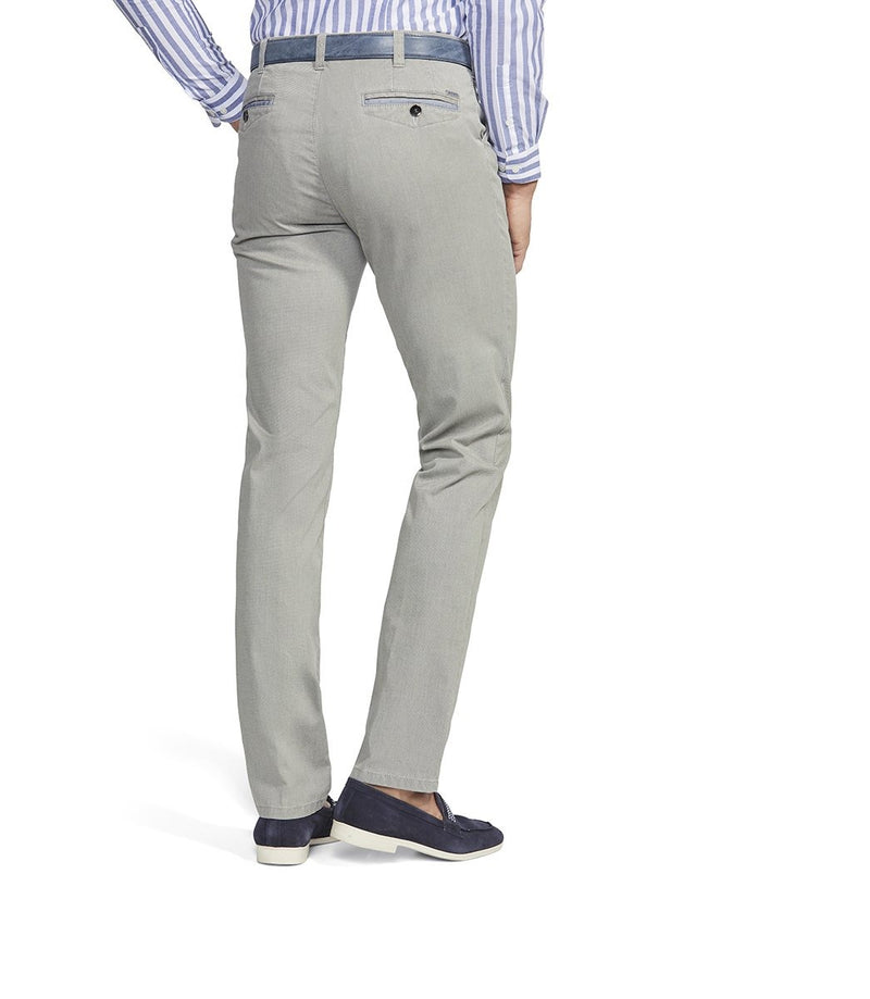 Meyer - Pantalon coton Chicago 5035 - Gris/07 - LE CAPITAINE D'A BORD