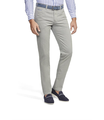 Meyer - Pantalon coton Chicago 5035 - Gris/07