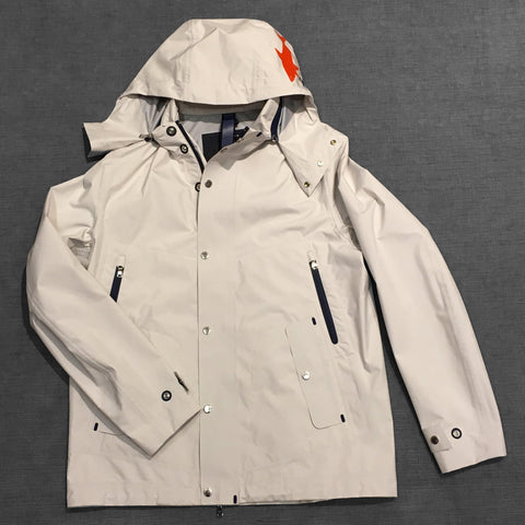 Paul & Shark - Manteau imperméable Typhoon - Beige