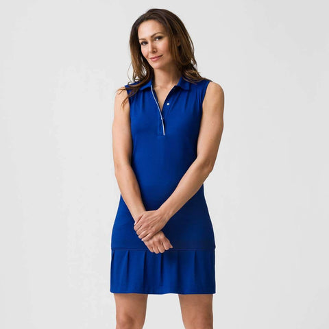 Daily Sports - Rita Sleeveless Dress - LE CAPITAINE D'A BORD