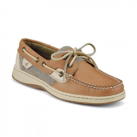 Sperry - Bluefish 2-Eye - Linen/Oat - LE CAPITAINE D'A BORD