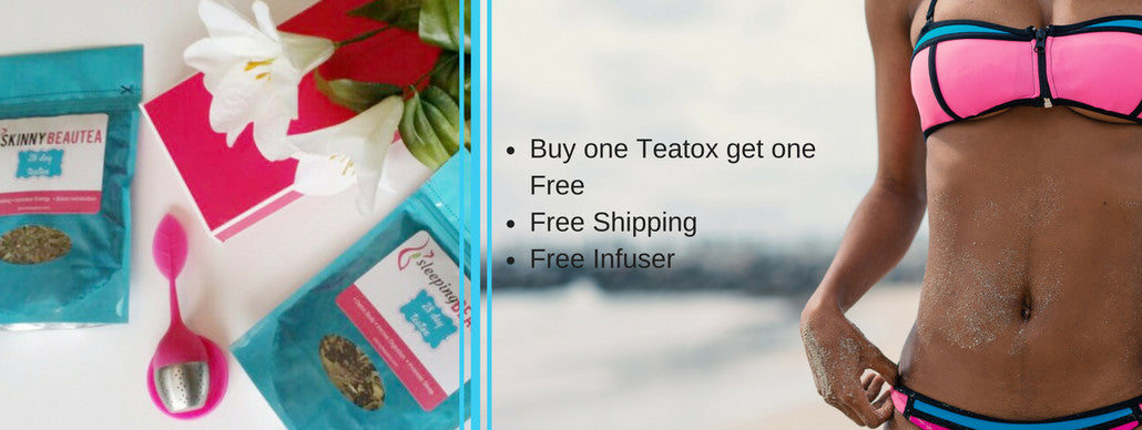BOGO SALE: BUY ONE TEATOX GET ONE FREE!