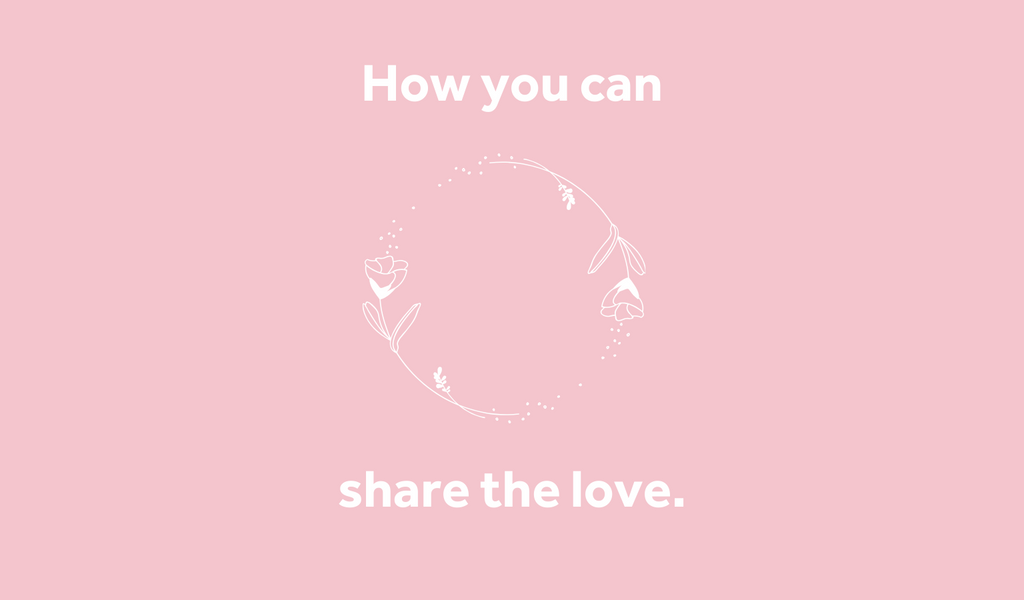 Share the love - The Social Outfit's guide to supporting small business