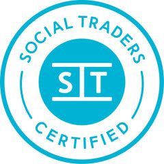 The Social Outfit is accredited by Social Traders who, through linking business and government buyers with social enterprises, aim to facilitate the creation of 1500 jobs for disadvantaged Australians by 2021.