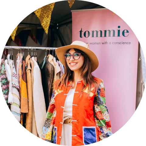 Natalie Shehata, Retail Trainer at The Social Outfit and Founder of Tommie Magazine
