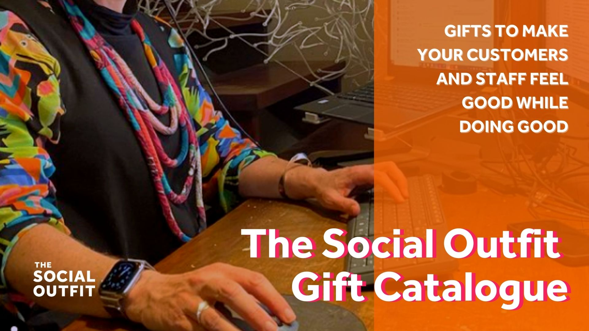 the social outfit's christmas corporate gift catalogue