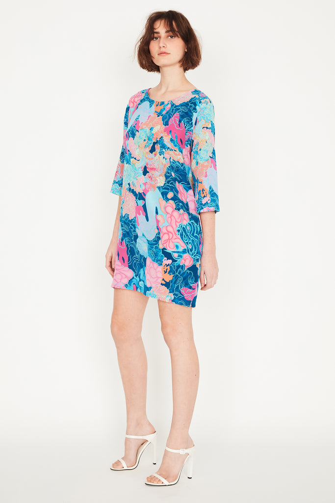 Louise Zhang Shift Dress