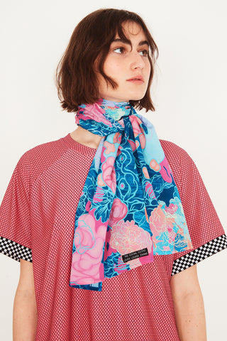 Louise Zhang Rectangular Scarf