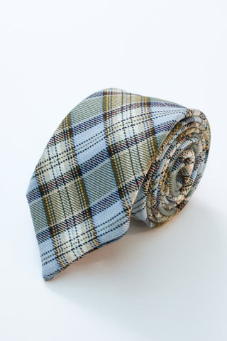 The Social Outfit's Funky Check Tie