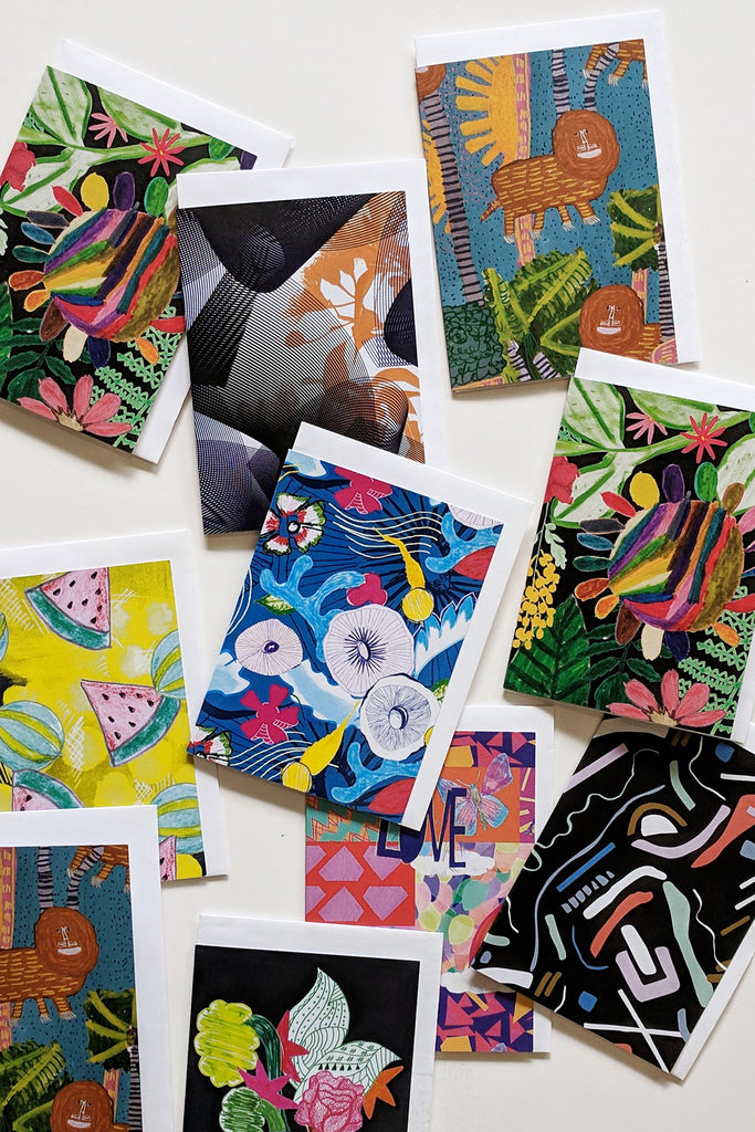 Mixed Greeting Card 10 Pack