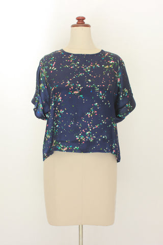 Aurora Scoop Top