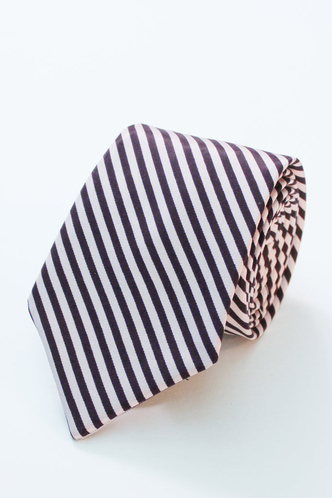 The Social Outfit's Smart Stripe Tie