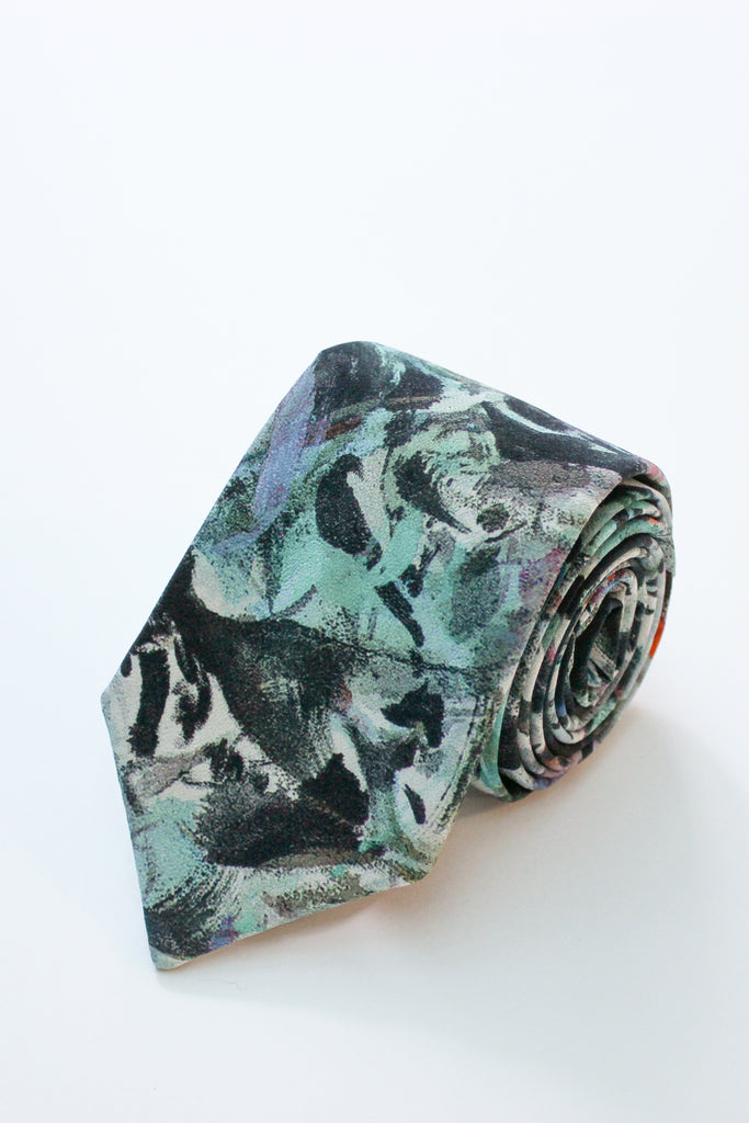 The Social Outfit's Smoking Mirror Tie