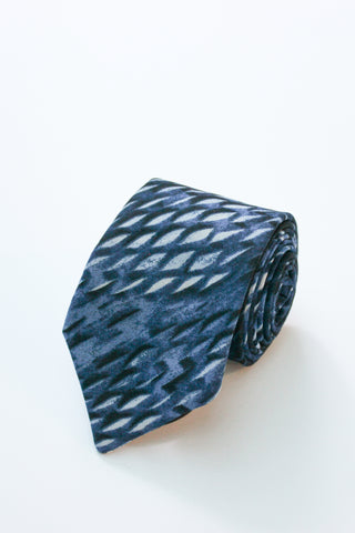 The Social Outfit's Sunlit Ocean Silk Tie