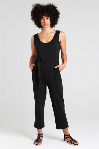 Dorsu Black Jumpsuit
