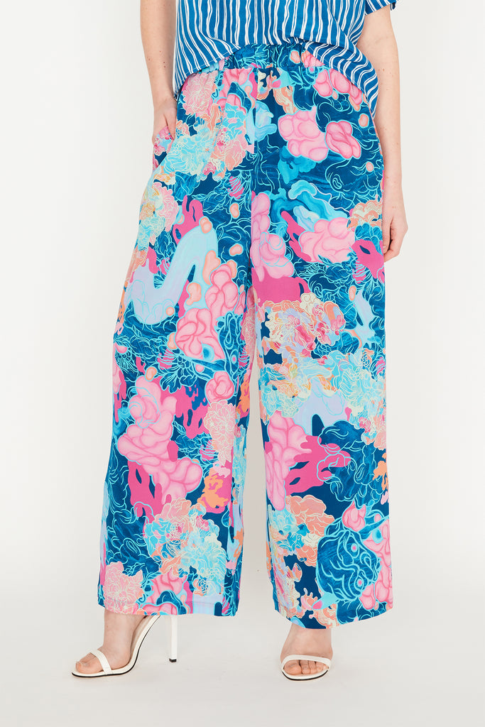 Louise Zhang Relaxed Trousers