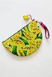 Watermelon Semicircle Clutch